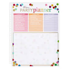 Party Planer Snap In Party Planner Dashboard