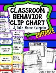 Behavior Clip Chart And Calendar Editable