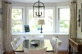 ... Dining Room Windows Design GylesHomescom Super Cool Ideas Window  Treatments For Bay Windows In Dining Room Image Of Curtains ...