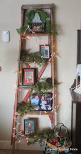 Beyond The Picket Fence: My Junky <b>Red Ladder</b> | <b>Christmas</b> crafts ...