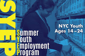 Job new summer teen york