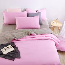 good quality sheets. Exellent Sheets WholesaleGood Quality Home Bedding Sets Pink Duver Quilt Cover Grey Bed  Sheet Pillowcase Soft And Comfortable King Queen Full Twin Sheets Egyptian  In Good Q