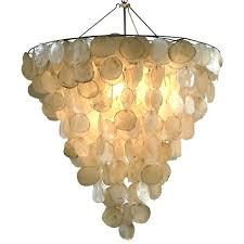 capiz shell chandelier large capiz shell chandelier uk
