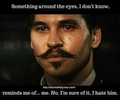 Tombstone Movie Quotes Adorable Tombstone Movie Latin Quotes Managementdynamics