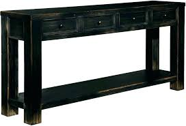 black console table decor. Wonderful Console Distressed Blue Console Table Furniture Black In  Ideas From And Black Console Table Decor E
