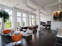 ... Decorating A Loft Contemporary Interior Design Broadway Loft Living ...