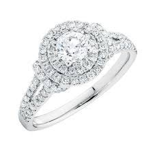 diamond engagement rings shop online at michael hill jewelers