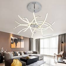 modern led chandelier lights