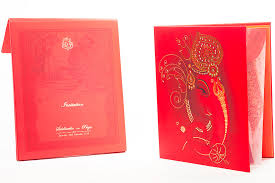 royal indian wedding invitation with painted scenery & ganesha Wedding Invitation Ganesh Pictures royal indian wedding invitation with painted scenery & ganesha Ganesh Invitation Blank