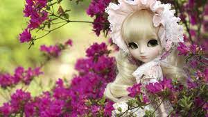HD Wallpapers — HD Wallpaper of Cute Doll