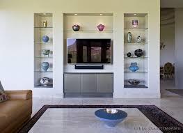 glass entertainment center ideas on luka modern set tv table