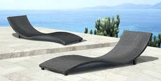 patio lounge furniture lounge chair by modern outdoor wicker chaise pertaining to inspirations 5 chaise lounge