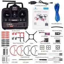 sunfounder rc drone quadcopter kit 6 axis multiwii flight sunfounder rc drone quadcopter kit 6 axis multiwii flight controller 6d box for arduino diy starter mwc 2 4ghz rc detail manual amazon co uk toys