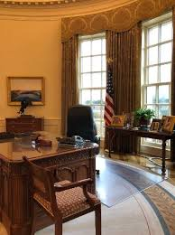 Oval office floor New Look The George W Bush Presidential Library And Museum Simulation Of Oval Office Pbs Simulation Of Oval Office Picture Of The George W Bush