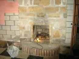 clean fireplace brick fireplace soot how to clean from mantel removing stains bricks and stone cleaning