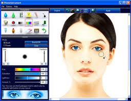 software you key features photo makeup editing photoinstrument 7 5 build 864 multilingual Ù Ù ØªÙ Ù Ø photo makeup