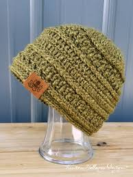 Mens Crochet Beanie Pattern Interesting The Wanderlust Beanie A Crochet Hat Pattern For Men Or Women