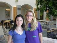 Amy Rumack '09 and Valerie Valant '10 Studying Microbial Diversity in  Upstate N.Y.'s Green Lake - News - Hamilton College