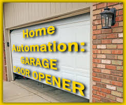 home automation garage door garage doors home automation