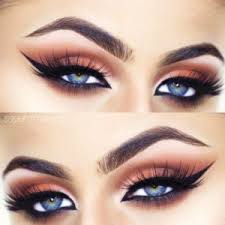 perfect makeup ideas for blue eyes blue eyes already speak volumes on its own so putting colors on your lids is really not necessary to accentuate your