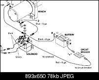 badland 2000 lb winch wiring diagram wiring diagram badland winch wiring instructions schematics and diagrams
