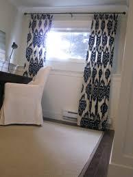 small basement windows window curtain ideas