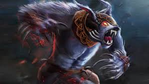 dota 2 heroes ursa desktop hd wallpapers for mobile phones tablet