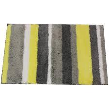 bathroom yellow bath rugs enchanting bathroom yellow and grey rug shkjp decorating clear bath