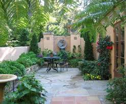 Courtyard Design Ideas The Wonderful Thing About Courtyards Is They Can Become The Most Intimate Space For Two Or