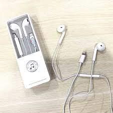 Tai Nghe Nhét Tai Dành Cho IPHONE 7/7Plus - 8/8Plus - X/XsMax Kết Nối  Bluetooth - Tai nghe có dây nhét tai Thương hiệu OEM