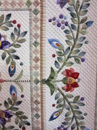 530 best Quilt Borders images on Pinterest   Patchwork embutido ... & Queenie's Needlework: Tokyo International Great Quilt Festival 2015 - 2  Flowers Adamdwight.com