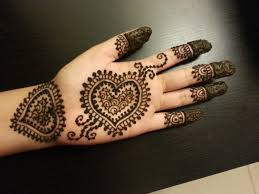 Easy Henna Designs Images