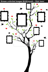 get this and 6 million other stock images family tree with frames