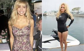 Celebrities Who Aren t Ashamed About Getting Breast Implants Pamela Anderson s
