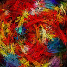 abstract art by patrick derson daily inspiration