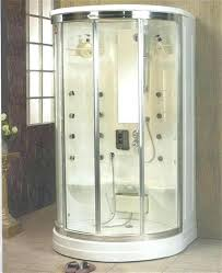 bath with shower steam cabin whirlpool bathroom furniture from spas jacuzzi screen