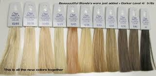 Illumina Hair Color Chart Illumina Hair Color Shades Google Search Hair Color