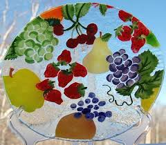 fused glass plates c glass plates fused glass plates bowls ideas