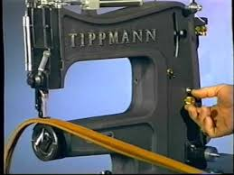 Tippmann Leather Sewing Machine For Sale