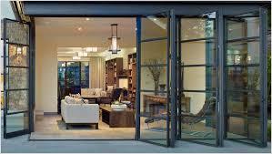 alluring glass bifold doors with bi fold glass patio doors