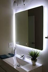Bathroom Vanities Lights Interesting Windbay Backlit Led Light Bathroom Vanity Sink Mirror Illuminated
