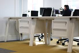 office desking. modular and cantilever office desking
