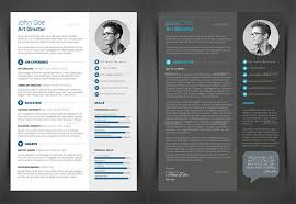 2017 Resume Impressive Best Resume Templates To Help You Land Your Dream Job In 60