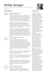 Mobile Developer Resume Application Developer Resume Samples Visualcv Resume Samples