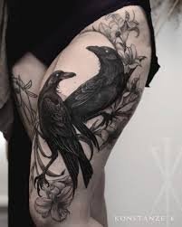 Konstanze K эскизы тату идеи для татуировок черная татуировка и