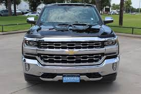 Certified 2017 Chevrolet Silverado 1500 LTZ For Sale in Houston TX | Stock: THG106225