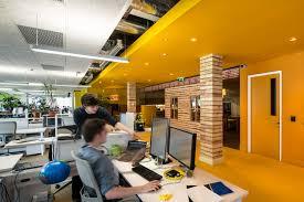 Google office ireland Fitness Center Vælg Troldtekt Inspiration Acoustic Ceiling At Google Ireland Troldtekt