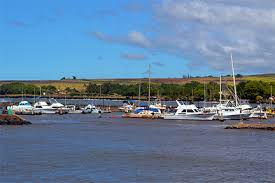 Port Allen Harbor Kauai Hawaii