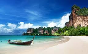 Beach Railay Beach The Tropical Paradise In Thailand Traveldiggcom