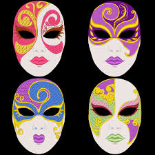 Whole Mask Designs Pretty Full Face Masks Designs Google Search Carnival